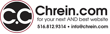 Chrein.com Web Design
