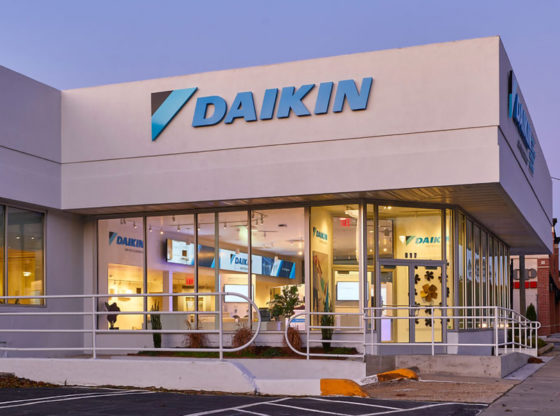 Daikin Comfort Design Center in Lynbrook