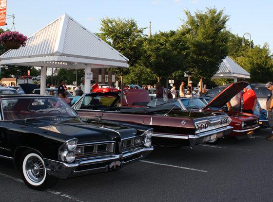Classic Car Shows - Every Tuesday Evening, June 4 - Aug 27