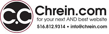 Chrein.com Web Design